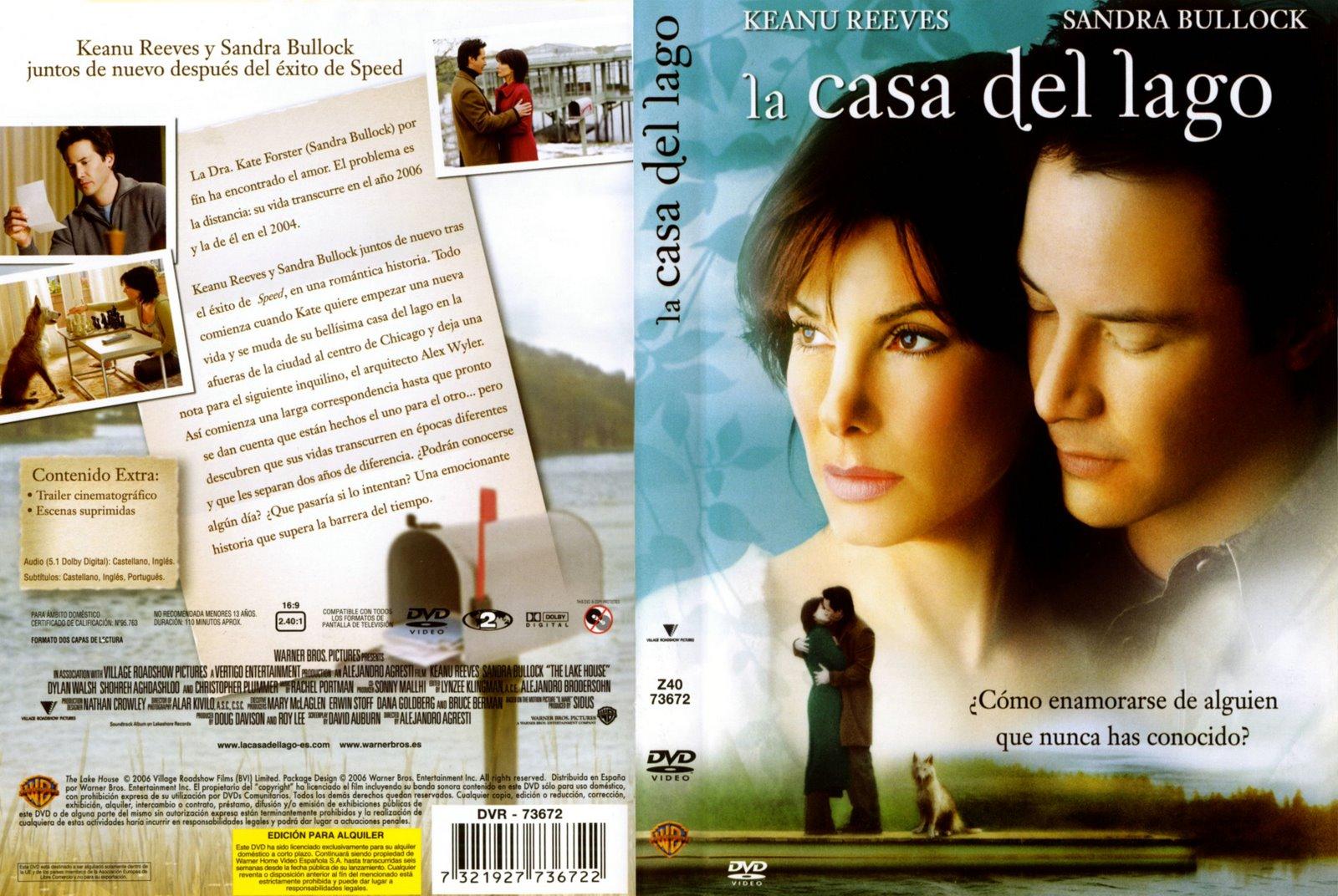 La casa del lago 2006 dvdrip latino drama identi - La casa del lago ...