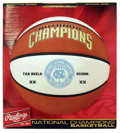 north carolina championship ball