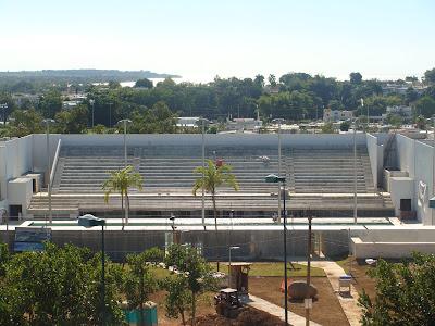 Juegos centroamericanos mayaguez 2010 exclusivo pruebas for Polvo en la piscina