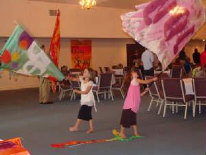 Bandeiras - Ideias criativas para ministerios