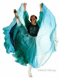 Como devem ser as roupas de um Ministerio de Dança?