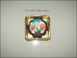 Oreochoc edible image..