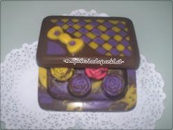 kotak coklat saiz 'S'