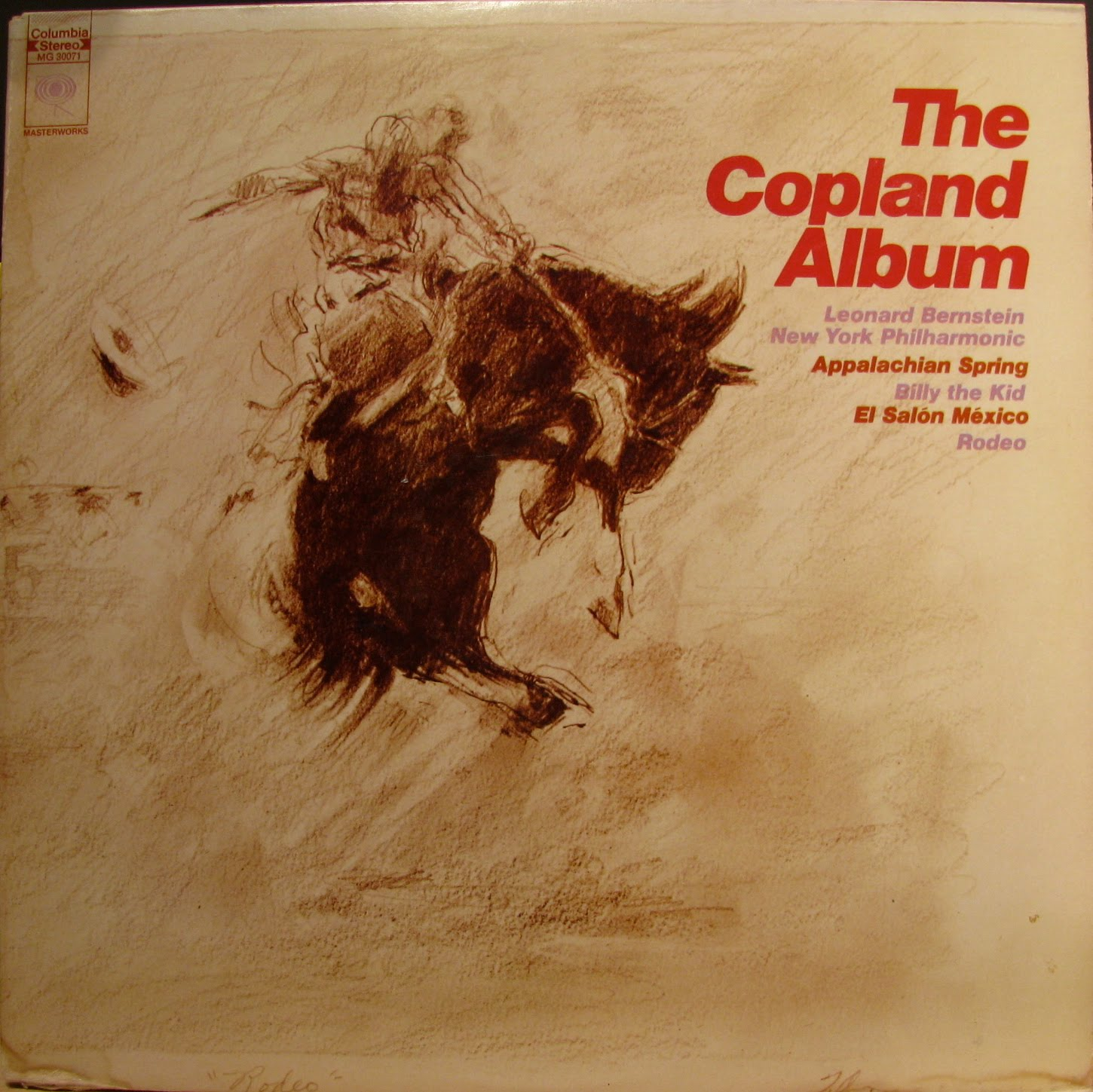 Aaron Copland / Leonard Slatkin , Saint Louis Symphony Orchestra - Billy The Kid - Rodeo