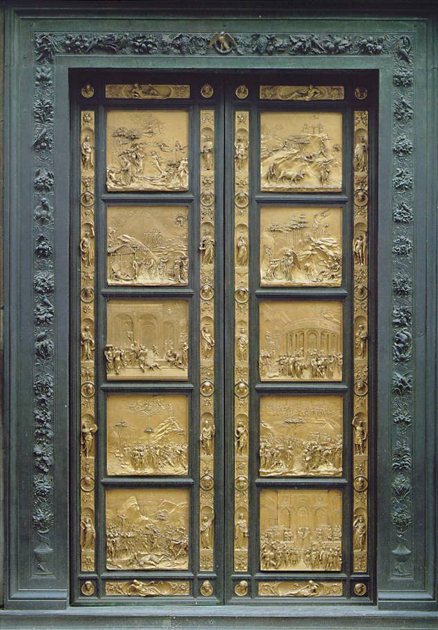 Alberti\u0027s Window : brunelleschi doors - pezcame.com