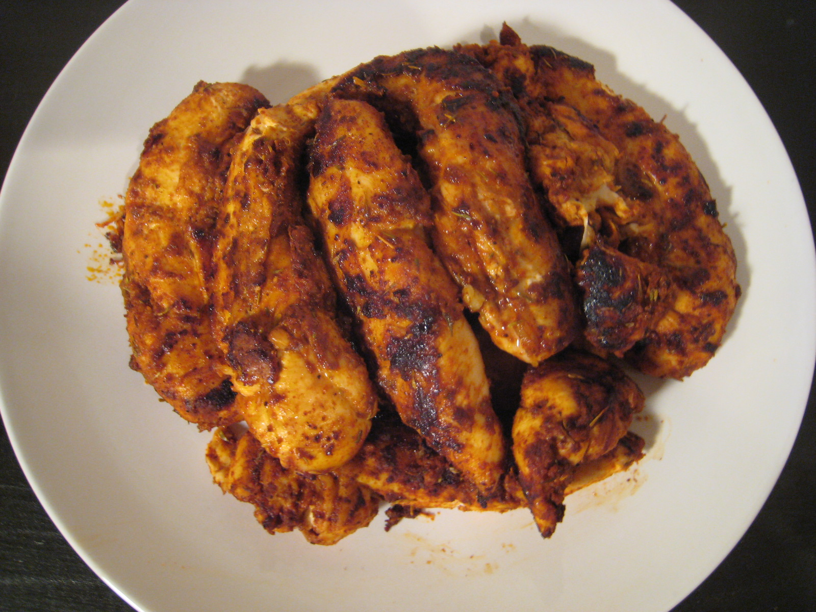 jostage kitchen: Recipe for Cajun Blackened Chicken Easy Recipe