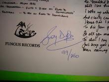 Judy signature on insert