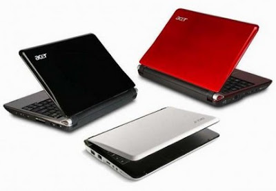 colored netbooks