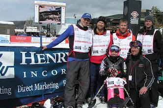Henry Wurst Ski Team!