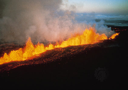 the mauna loa volcano essay This essay volcano facts and other 64,000+ term papers,  world's largest active volcano is mauna loa, it is one of the hawaiian islands the island protrudes.
