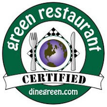 Certified Green© Restaurant in the Hudson Valley