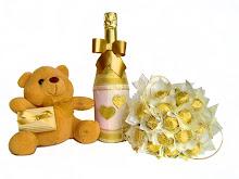 Романтичен и вкусен подарък :)