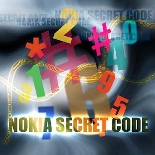 nokia secret code rahasia nokia