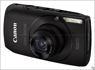 Canon IXUS 300HS: Photographing Without Blitz