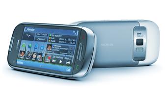 Nokia C7 Shipments