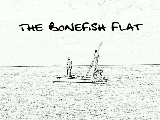 bonefish flat blog, JT Griffin