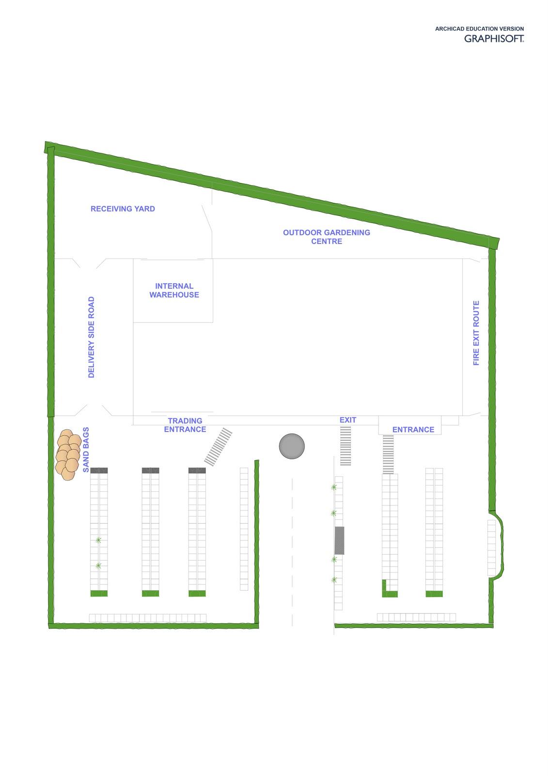 site plan q Levallois-Perret