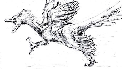 Jurassic Albatross