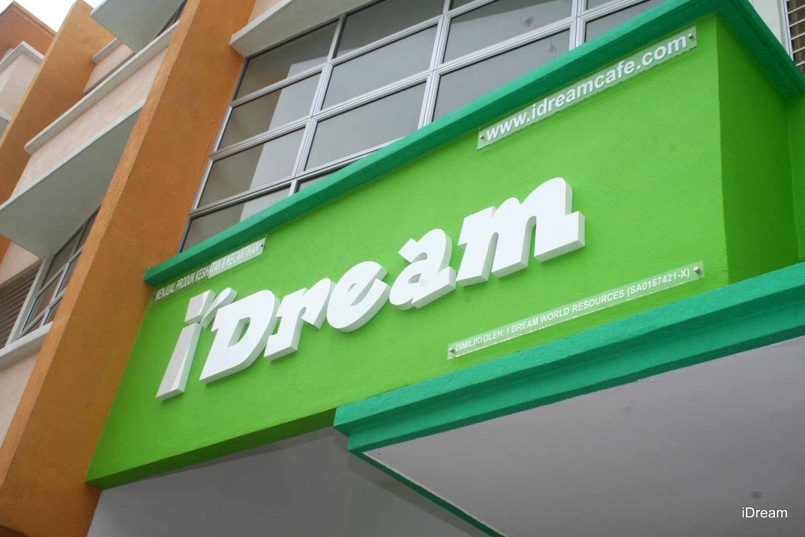 Herbalife Klang iDream Cafe - A Wellness Nutrition and Weight Loss ...