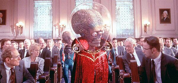 Mars Attacks! movies in USA