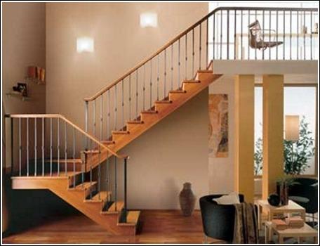 La escalera definici n partes y tipos de arkitectura for Tipos de escaleras para casas de 2 pisos