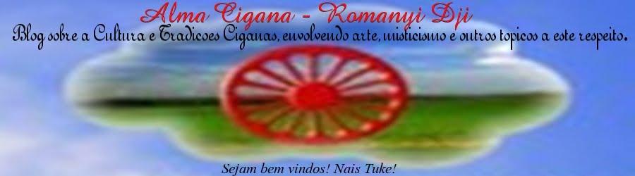Alma Cigana - Romanyi Dji