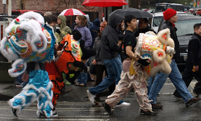 Chinese New Year - Seattle