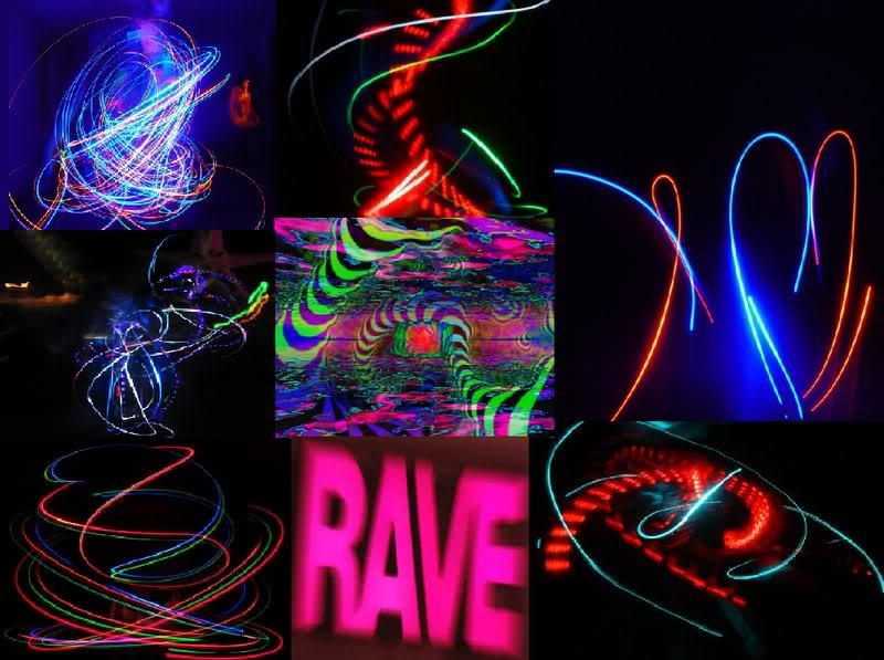 hangatomic: Rave