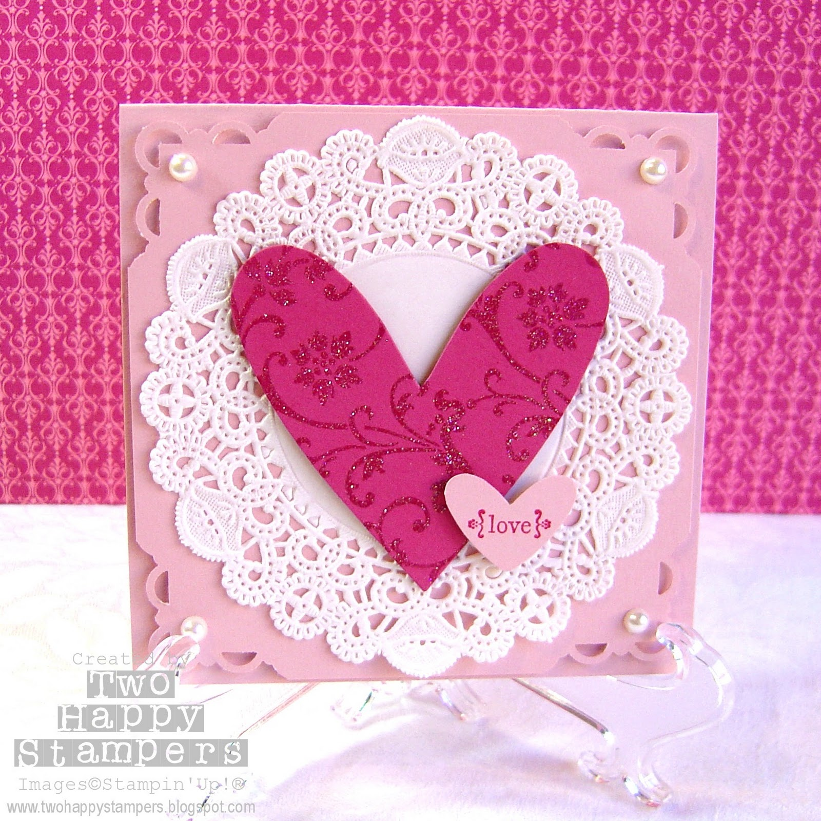 Valentine Heart Card Crafthubs – Valentine Heart Cards
