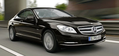 2011 Mercedes-Benz Cl-class Preview