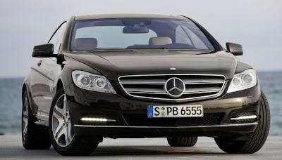 2011 Mercedes-Benz Cl-class Deign