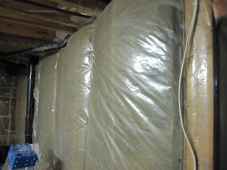 Leed reno how not to insulate for What insulation to use in 2x6 walls