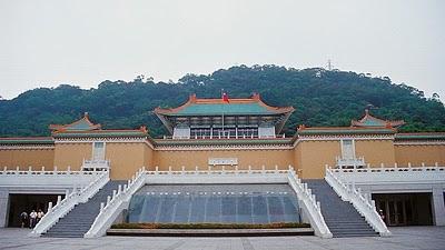 Il Museo nazionale di Taiwan