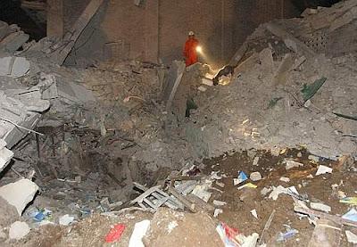 12 maggio 2008, terremoto in Sichuan