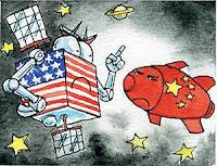La Cina nello spazio?