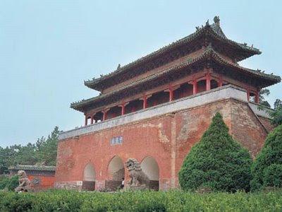 Tempio Zhongyue