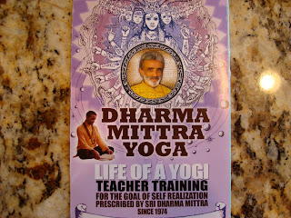 Dharma Mittra Yoga Life of a Yogi Book