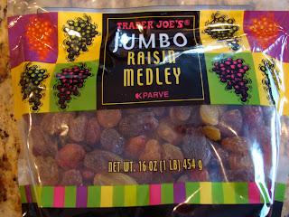 Bag of Jumbo Raisin Medley