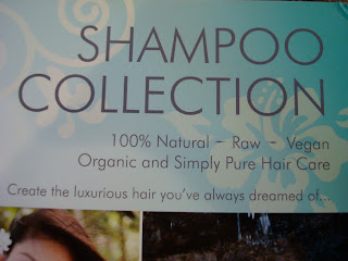 Shampoo Collection Pamphlet