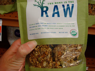 Two Mom in the Raw Bag of Granola