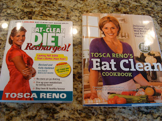 The Eat-Clean Diet Recharged and Eat Clean Cookbooks
