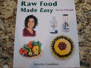 Raw Food Made Easy Cookbook