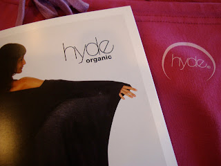 Hyde Organic book