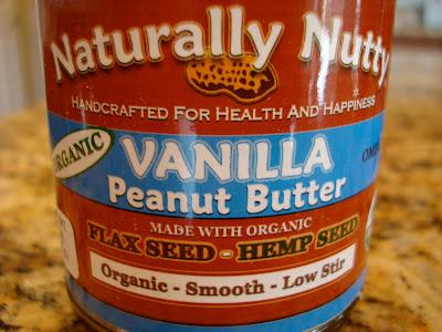 Vanilla Peanut Butter jar