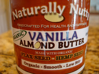 Vanilla Almond Butter Jar