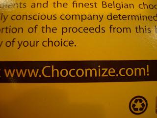Chocomize website information