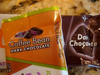 Coffee Bean Dark Chocolate Attune Foods Probiotic Bar