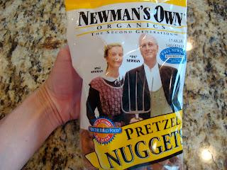 Newman's Own Pretzel Nuggets