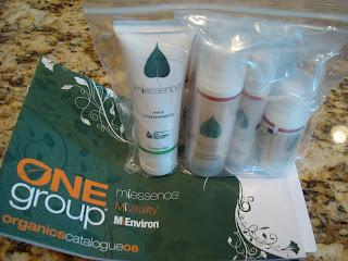 Various Miessence products