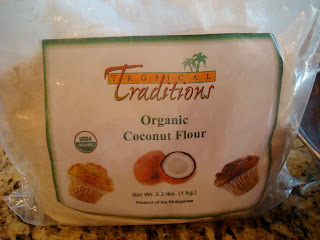 Bag of Organic Coconut Flour